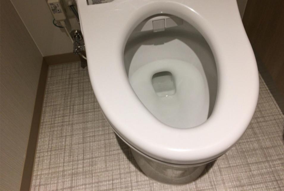 トイレ 逆流